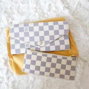 Louis Vuitton wallet set